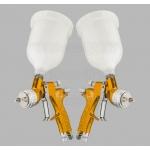 Набор краскопультов DeVilbiss GTi Pro Lite Gold
