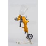 Мини краскопульт DeVilbiss SRi Pro Lite + регулятор давления