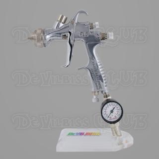 Краскопульт DeVilbiss FLG-5 (без бачка) + регулятор давления