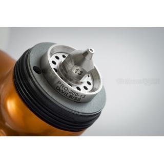 Краскопульт DeVilbiss GTi Pro Lite (с алюминиевым бачком)