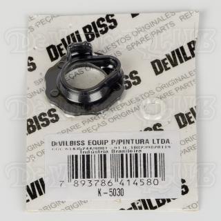 Комплект воздухораспределительного кольца для краскопульта DeVilbiss FLG-5 - K-5030