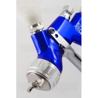 Краскопульт DeVilbiss GTi Pro Lite Blue