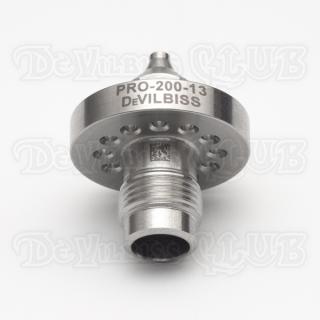 PRO-200-13-K | Сопло (дюза) 1,3 мм для краскопультов DeVilbiss GTi Pro и GTi Pro Lite