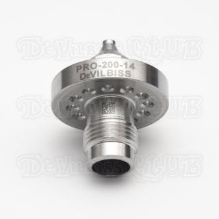 Сопло (дюза) 1,4 мм для краскопультов DeVilbiss GTi Pro и GTi Pro Lite - PRO-200-14-K