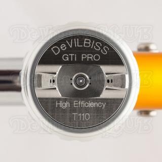 PRO-102-T110-K | Воздушная голова DeVilbiss T110 Trans-Tech