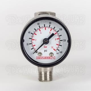 HAV-501-B | Регулятор давления воздуха DeVilbiss с манометром
