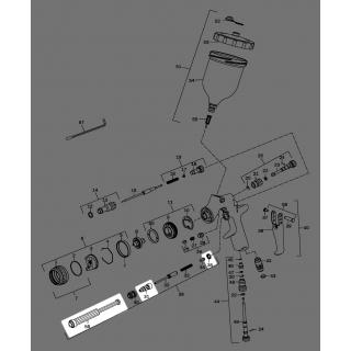 SN31SN34SN29 | Ремонтный комплект воздушного клапана