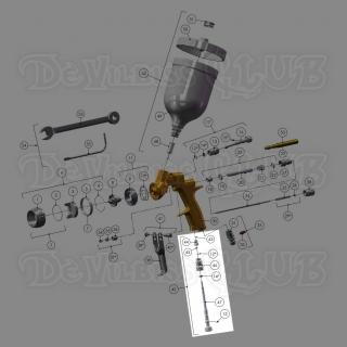 PRO-407-K | Клапан подачи воздуха