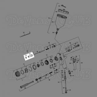 SN-6-K | Втулка корпуса и уплотнение